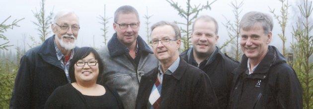 Styrelsen för Norrhälsinge Skogsägareförening