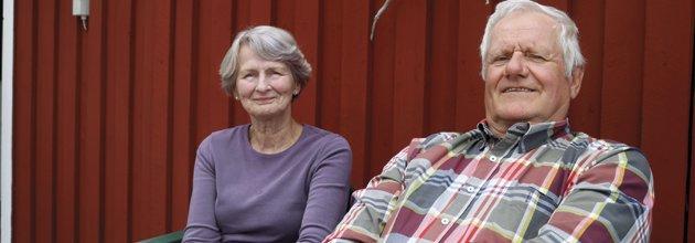 Susanne och Lars Gunnar Dahlström