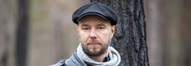 Sven Olov Karlsson. Foto: Trons/Natur & Kultur